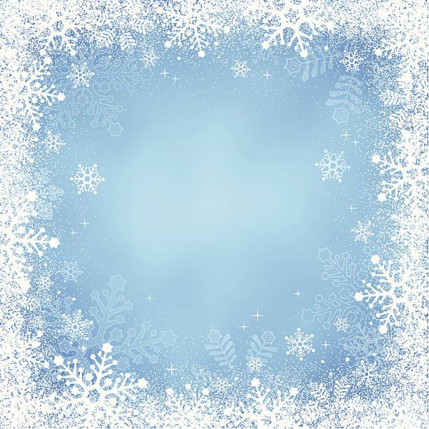冬の結晶の背景:スマホ壁紙(壁紙.com)
