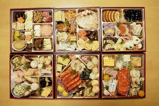 Real Life「Osechi - traditional Japanese New Year's dish」:スマホ壁紙(4)