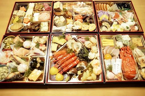 Real Life「Osechi - traditional Japanese New Year's dish」:スマホ壁紙(6)