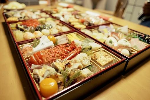 Real Life「Osechi - traditional Japanese New Year's dish」:スマホ壁紙(7)