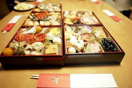 Real Life「Osechi - traditional Japanese New Year's dish」:スマホ壁紙(5)