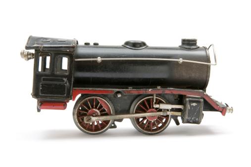 鉄道・列車「ビンテージおもちゃ機関車」:スマホ壁紙(15)