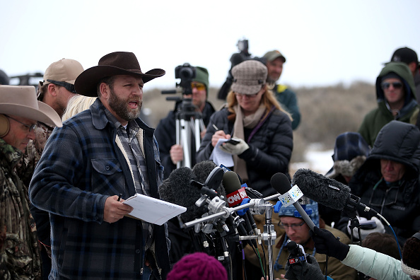 2016 Malheur National Wildlife Refuge Occupation「Anti-Government Protestors Occupy National Wildlife Refuge In Oregon」:写真・画像(7)[壁紙.com]