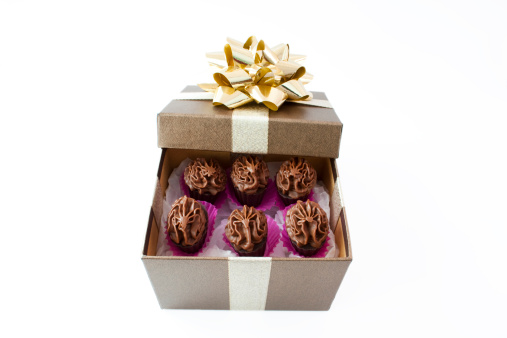 Chocolate Truffle「Chocolate Gift Box」:スマホ壁紙(17)