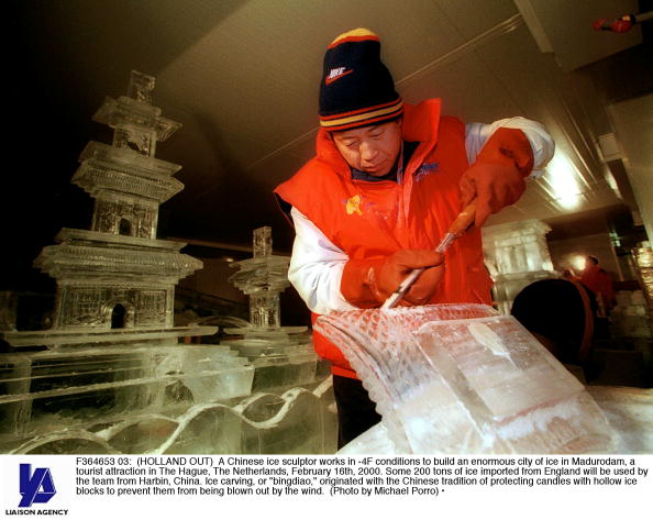 Ice Sculpture「Chinese Ice Sculpture」:写真・画像(17)[壁紙.com]