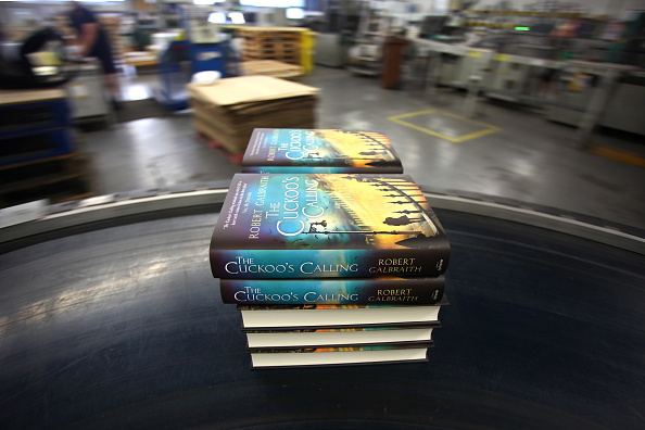 Jordan Mansfield「JK Rowling's Crime Novel Cuckoo's Calling Is Reprinted After Overnight Success」:写真・画像(17)[壁紙.com]