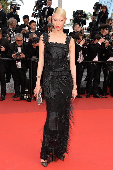 "69th International Cannes Film Festival「""The Unknown Girl (La Fille Inconnue)"" - Red Carpet Arrivals - The 69th Annual Cannes Film Festival」:写真・画像(6)[壁紙.com]"