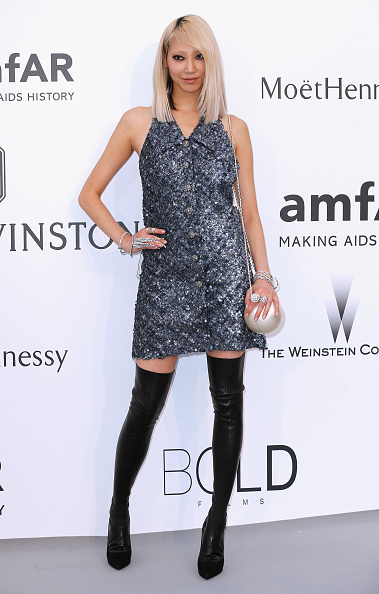 Black Boot「amfAR's 22nd Cinema Against AIDS Gala, Presented By Bold Films And Harry Winston - Arrivals」:写真・画像(19)[壁紙.com]