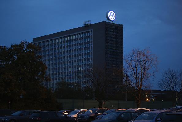 Wolfsburg - Lower Saxony「Volkswagen Wrestles With Diesel Emissions Scandal」:写真・画像(8)[壁紙.com]