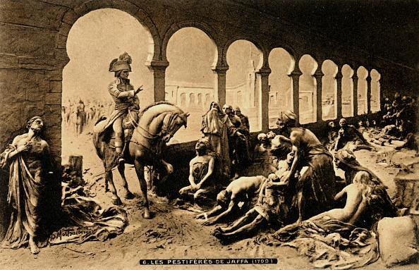 Bubonic Plague「Napoléon Bonaparte visiting the  victims」:写真・画像(11)[壁紙.com]