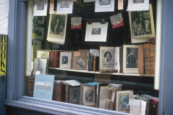 Antique「Cambridge Bookshop」:写真・画像(8)[壁紙.com]