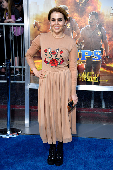 "Nude Colored「Premiere Of Warner Bros. Pictures' ""CHiPS"" - Arrivals」:写真・画像(8)[壁紙.com]"