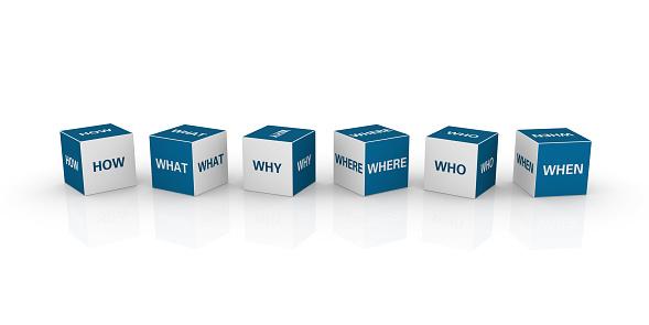 Interrogation「Cubes with Questions」:スマホ壁紙(17)