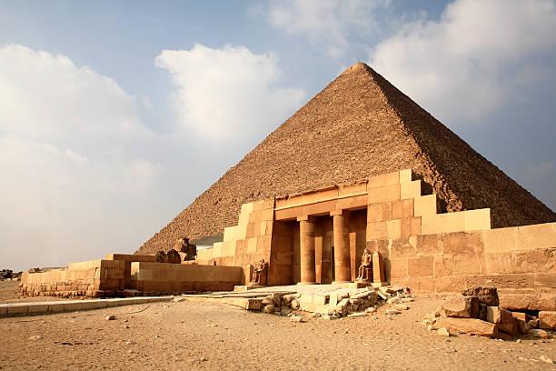 Khufu Pyramid:スマホ壁紙(壁紙.com)