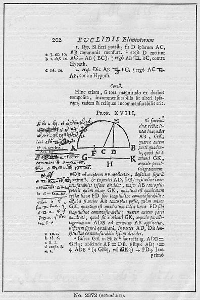 Document「Euclidis Elementorum」:写真・画像(7)[壁紙.com]