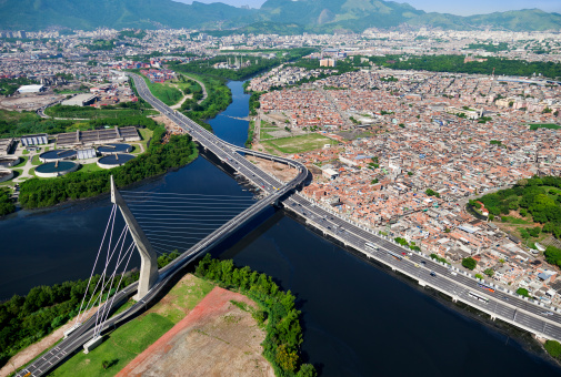 Housing Project「New suspended bridge in Rio de Janeiro」:スマホ壁紙(0)