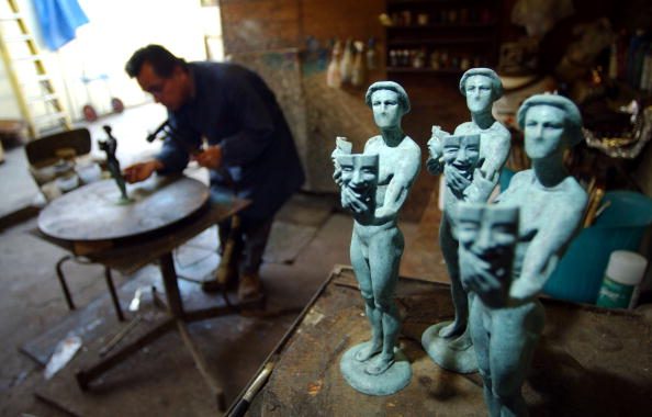Blow Torch「Actor Statuettes Are Cast」:写真・画像(12)[壁紙.com]