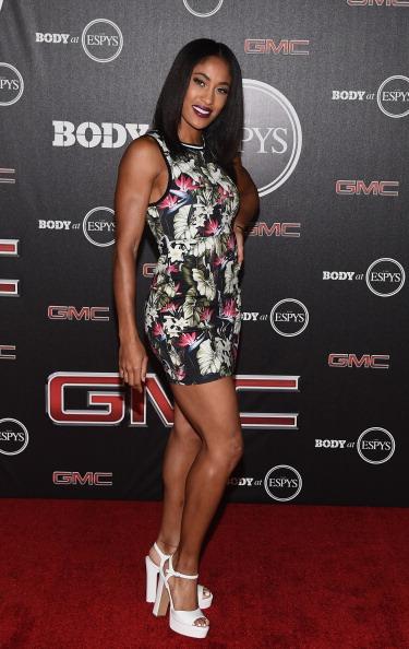 Queen Harrison「ESPN's BODY At ESPYS Pre-party - Arrivals」:写真・画像(13)[壁紙.com]