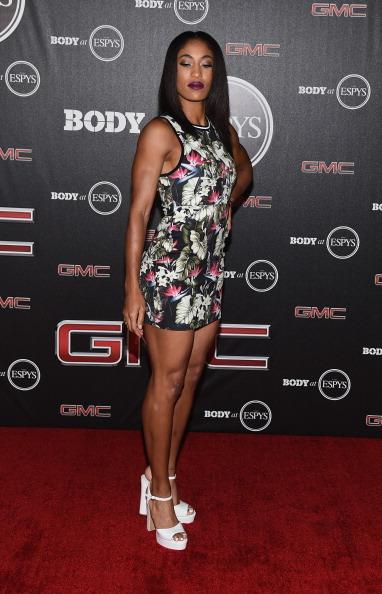 Queen Harrison「ESPN's BODY At ESPYS Pre-party - Arrivals」:写真・画像(14)[壁紙.com]
