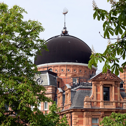 19th Century「Greenwich Royal Observatory, South Building」:スマホ壁紙(4)