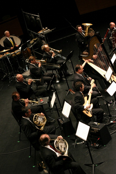 Classical Concert「Ensemble Intercontemporain」:写真・画像(0)[壁紙.com]