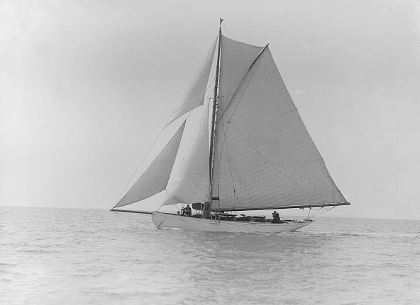 Cutting「Unknown Cutter Under Sail」:写真・画像(9)[壁紙.com]