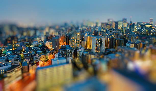 Tokyo In The Night:スマホ壁紙(壁紙.com)