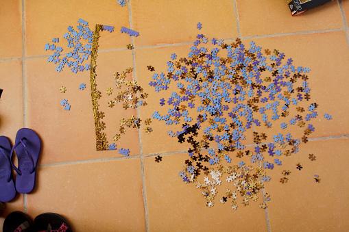 Flip-Flop「puzzle」:スマホ壁紙(4)