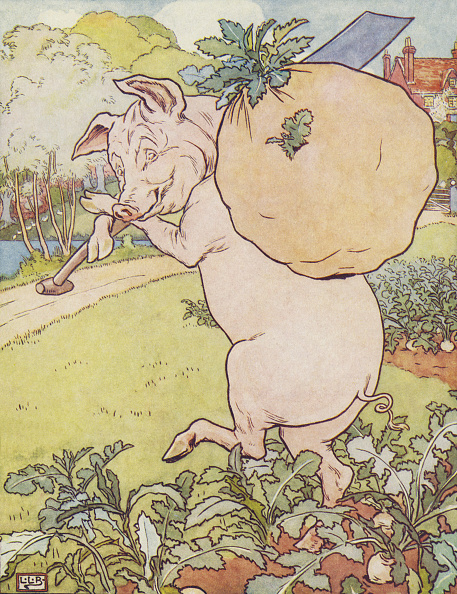 Turnip「The Three Little Pigs」:写真・画像(8)[壁紙.com]