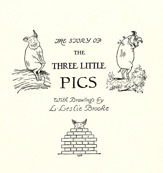 Fairy Tale「The Three Little Pigs」:写真・画像(16)[壁紙.com]