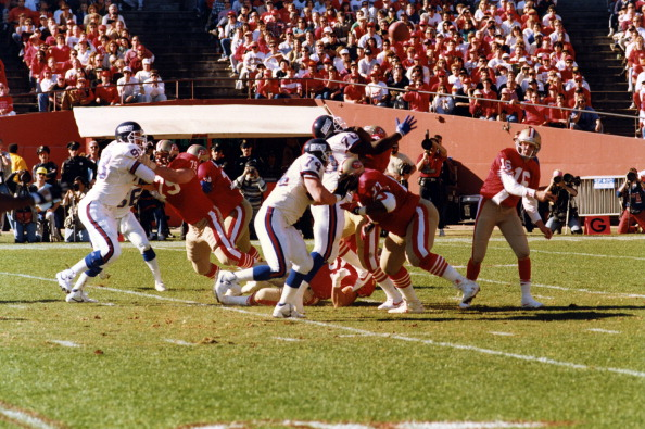 New York Giants「1991 NFC Championship Game: New York Giants v San Francisco 49ers」:写真・画像(4)[壁紙.com]