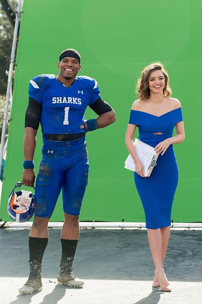 Miranda Kerr「Buick Pee Wee Commercial with Cam Newton and Miranda Kerr for 2017 Super Bowl」:写真・画像(4)[壁紙.com]