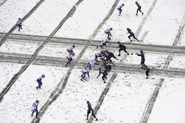 Patrick Smith「Minnesota Vikings v Baltimore Ravens」:写真・画像(2)[壁紙.com]