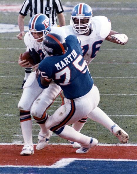 NFC「Super Bowl XXI:  Denver Broncos v New York Giants」:写真・画像(7)[壁紙.com]