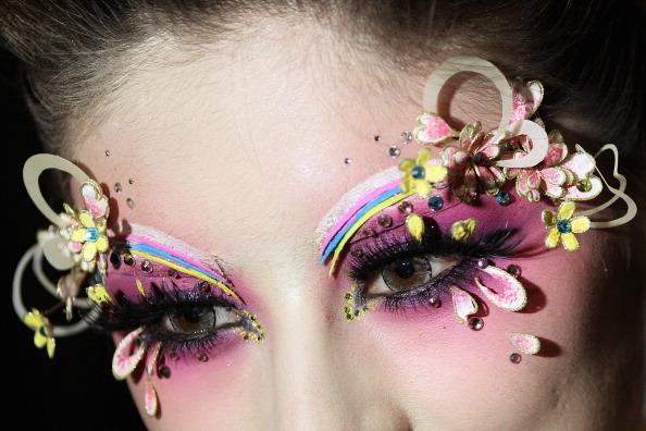 Eye Make-Up「Mercedes-Benz China Fashion Week Autumn/Winter 2013/2014 - Day 4」:写真・画像(13)[壁紙.com]