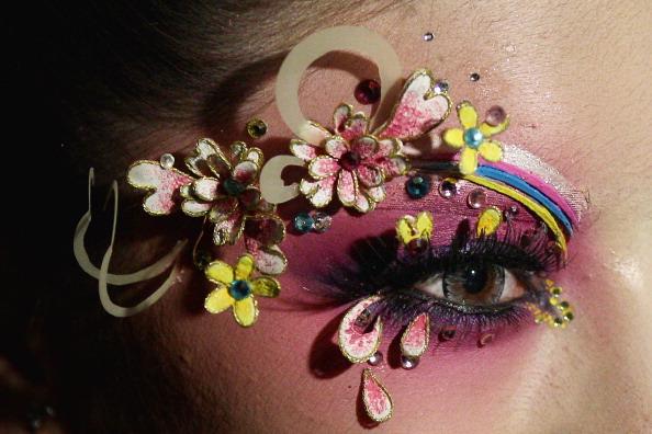Eye Make-Up「Mercedes-Benz China Fashion Week Autumn/Winter 2013/2014 - Day 4」:写真・画像(12)[壁紙.com]
