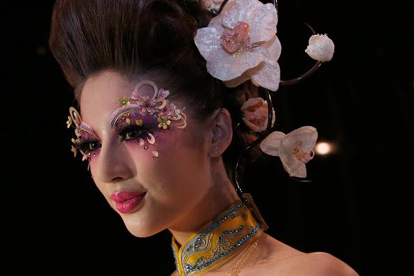 Pink Eyeshadow「Mercedes-Benz China Fashion Week Autumn/Winter 2013/2014 - Day 4」:写真・画像(19)[壁紙.com]