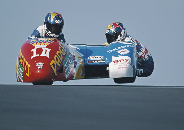 UK「British motorcycle sidecar Grand Prix」:写真・画像(11)[壁紙.com]