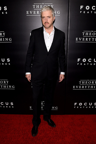 """Larry Busacca「""""The Theory Of Everything"""" New York Premiere - Arrivals」:写真・画像(13)[壁紙.com]"""