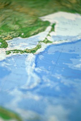 Latitude「Map of Japan」:スマホ壁紙(0)