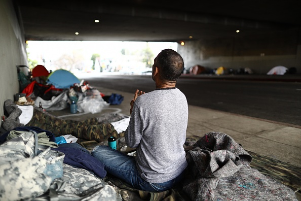 Homelessness「Homeless Populations Surge In Los Angeles County」:写真・画像(7)[壁紙.com]