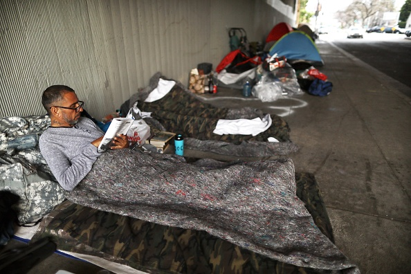 Homelessness「Homeless Populations Surge In Los Angeles County」:写真・画像(15)[壁紙.com]