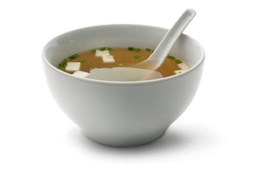 Meal「Soups: Miso soup」:スマホ壁紙(6)