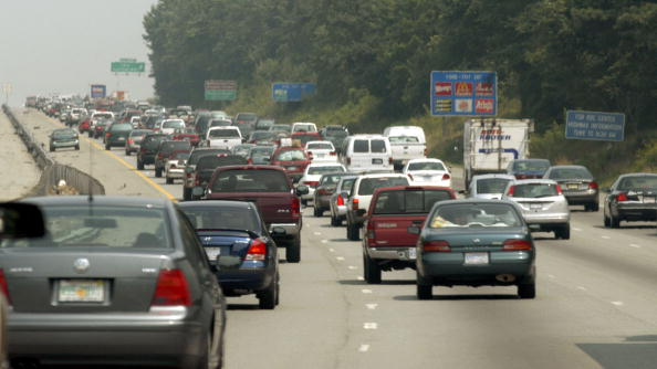 Raleigh - North Carolina「Fourth Of July Weekend Creates Crushing Holiday Traffic」:写真・画像(3)[壁紙.com]