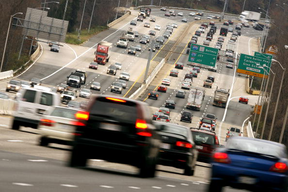 Traffic「Americans Begin Traveling Ahead Of Thanksgiving Holiday」:写真・画像(8)[壁紙.com]