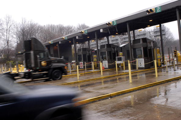 Philadelphia - Pennsylvania「Pennsylvania Turnpike Toll Collectors Strike During Thanksgiving Travel」:写真・画像(0)[壁紙.com]