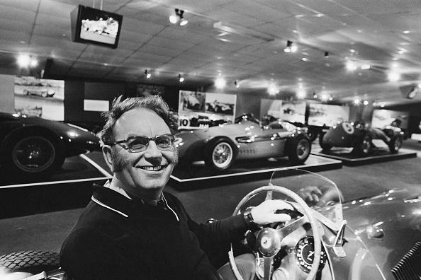 Victor Blackman「Tom Wheatcroft At Donington」:写真・画像(16)[壁紙.com]