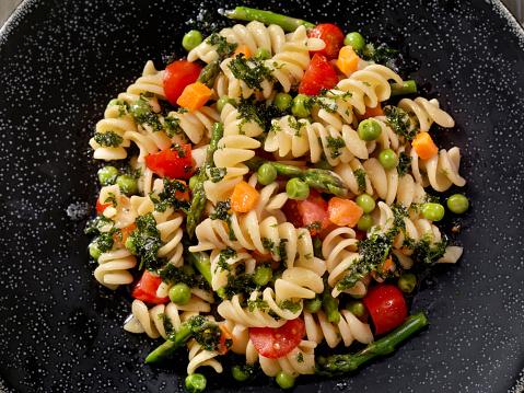 Vegetarian Food「Rotini Primavera in a Browned Butter and Garlic Sauce」:スマホ壁紙(18)