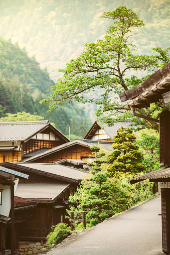LypseJP2015「Tsumago a Traditional Japanese Village in the Mountains」:スマホ壁紙(18)