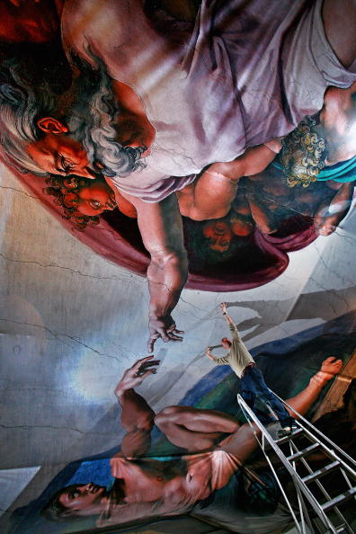 Renaissance「Printing Firm Shows Off New Production Facility With Sistine Chapel Frescos」:写真・画像(8)[壁紙.com]